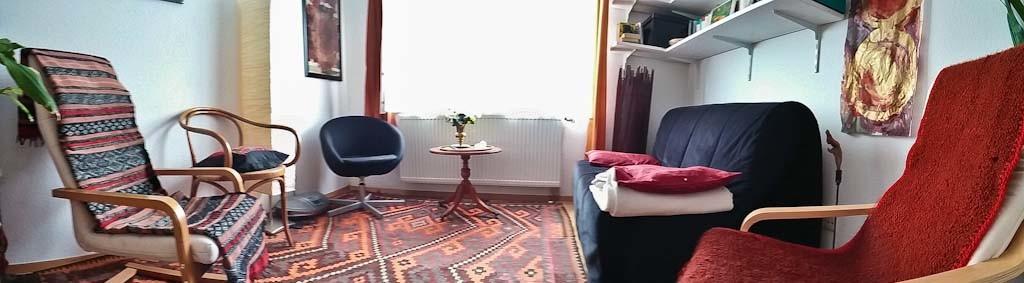 Praxisraum für Psychotherapie in Tübingen